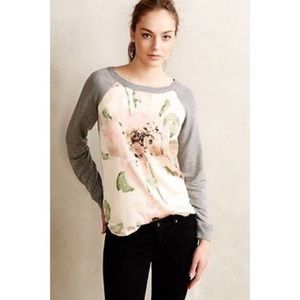 """Anthropologie """"Camille"""" pullover size M NWOT"""